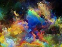 Magie de nébuleuse de l'espace Photos libres de droits