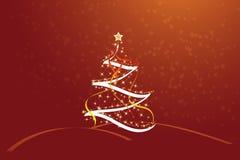 magie de Noël illustration de vecteur