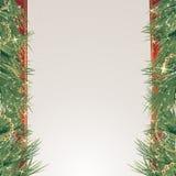 magie de Noël de fond Photographie stock libre de droits