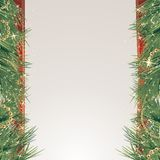 magie de Noël de fond illustration stock