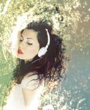 Magie von Musik Stockfotos