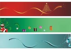 Magie von Weihnachten Lizenzfreies Stockfoto