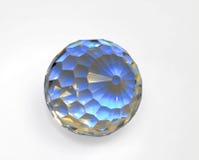 Magieschnittkristall 1 Stockfoto