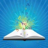 Magii książka Zdjęcie Royalty Free