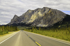 Magii marmurowa góra Obraz Royalty Free