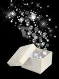 magii pudełko Fotografia Royalty Free