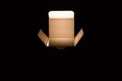 magii pudełko Fotografia Stock