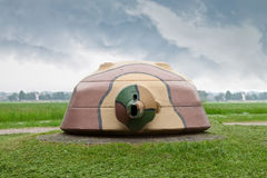 The Maginot Line Royalty Free Stock Photo