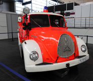 Magirus Deutz fire truck from 1960 Royalty Free Stock Photos