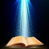 Magisch boek Royalty-vrije Stock Foto
