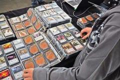 Magisch: Het Verzamelen zich - Grand Prix Turijn 2012 Royalty-vrije Stock Foto