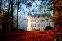 Magisch Kasteel Royalty-vrije Stock Foto