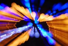 Magisch licht Royalty-vrije Stock Foto