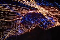 Magisch licht Royalty-vrije Stock Foto's