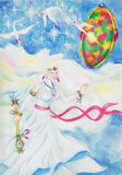 Magisch Opal Fairy (2000) Stock Fotografie