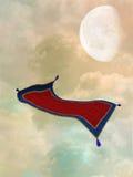 Magisch tapijt vector illustratie