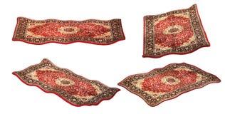 Magisch tapijt Royalty-vrije Stock Foto