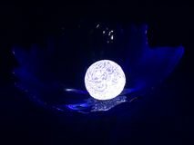 Magisch van een kristalgebied - mystiek. Stock Fotografie