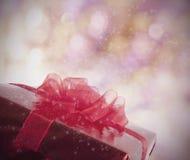 Magische aanwezige Kerstmis Royalty-vrije Stock Foto