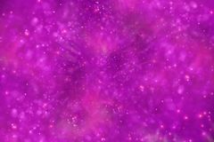 Magische achtergrond Roze abstracte achtergrond Stock Afbeelding
