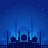 Magische Arabische nacht Royalty-vrije Stock Afbeelding