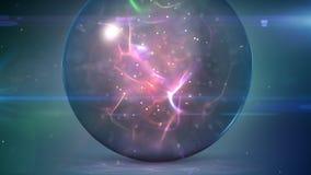Magische ballijn vector illustratie