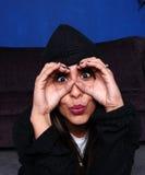 Magische Beschermende brillen stock fotografie