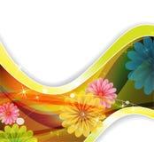 Magische Blumen Stockfotos
