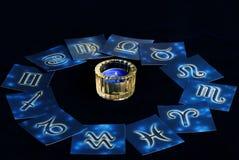 Magische cirkel royalty-vrije stock foto's
