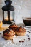 Magische Cupcakes royalty-vrije stock foto's