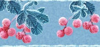 Magische de winter Stock Afbeeldingen