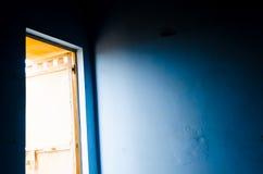 Magische deur Royalty-vrije Stock Foto's