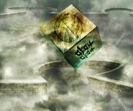 Magische doos Stock Fotografie