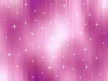 Magische Fonkelende Achtergrond Stock Foto