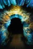 Magische gateway stock afbeelding