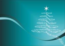 Magische Kerstmis Royalty-vrije Stock Afbeeldingen