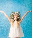 Magische Kerstmis stock fotografie