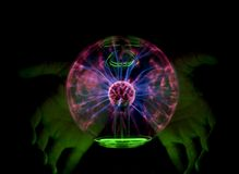 Magische Lamp stock afbeelding