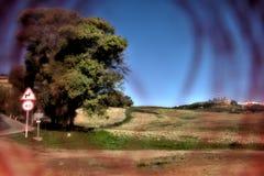 Magische landschappen van Carmona Sevilla 5 stock afbeeldingen