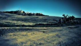 Magische landschappen van Carmona Sevilla 6 stock afbeelding