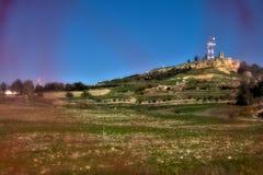 Magische landschappen van Carmona Sevilla 8 stock foto