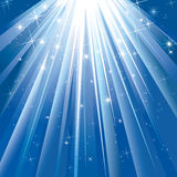 Magische Leuchte Stockfotografie