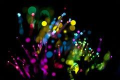 Magische Lichten. Royalty-vrije Stock Foto's