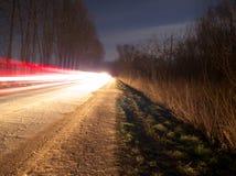Magische Nacht Stockfotos