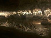 magische ondergrondse holen Royalty-vrije Stock Foto's