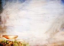 Magische Paddestoelen Stock Afbeelding