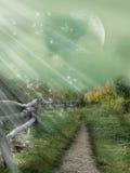 Magische passage Stock Afbeelding