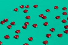 Magische pillen voor hart ziekten royalty-vrije stock afbeelding
