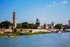 Magische Stadt von Bagdad Stockfotografie