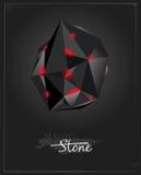 Magische steen Stock Fotografie